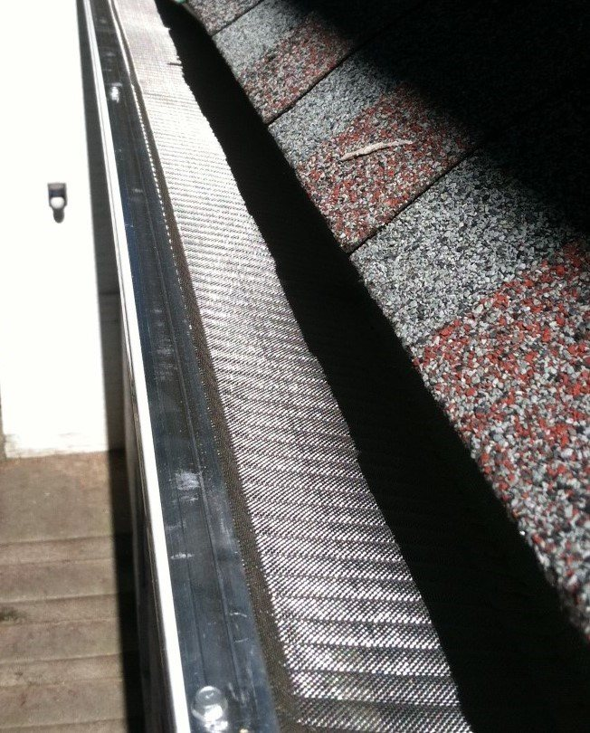 A gutter guard can save you money