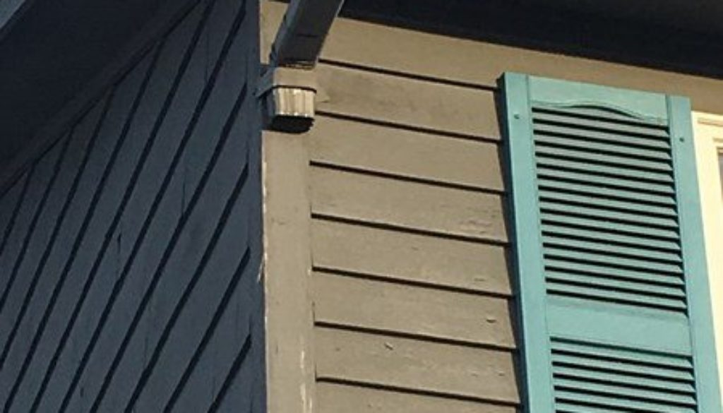 missing-downspout