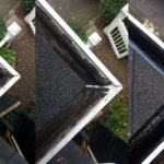 wood-gutter-coating-before-and-after